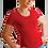 Thumbnail: Футболка женская Trisar Хлопок - 92%, лайкра - 8%