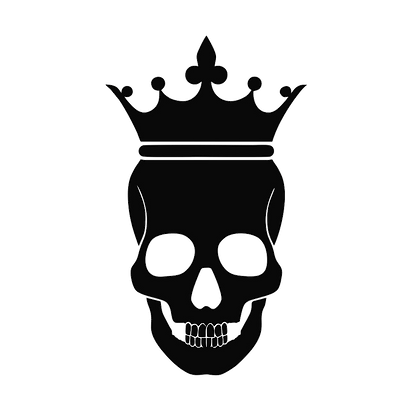 7 (череп с короной)