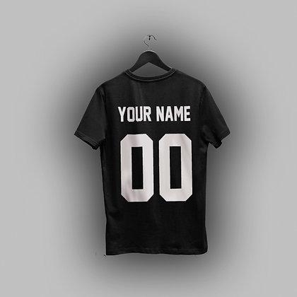 Именная мужская футболка
