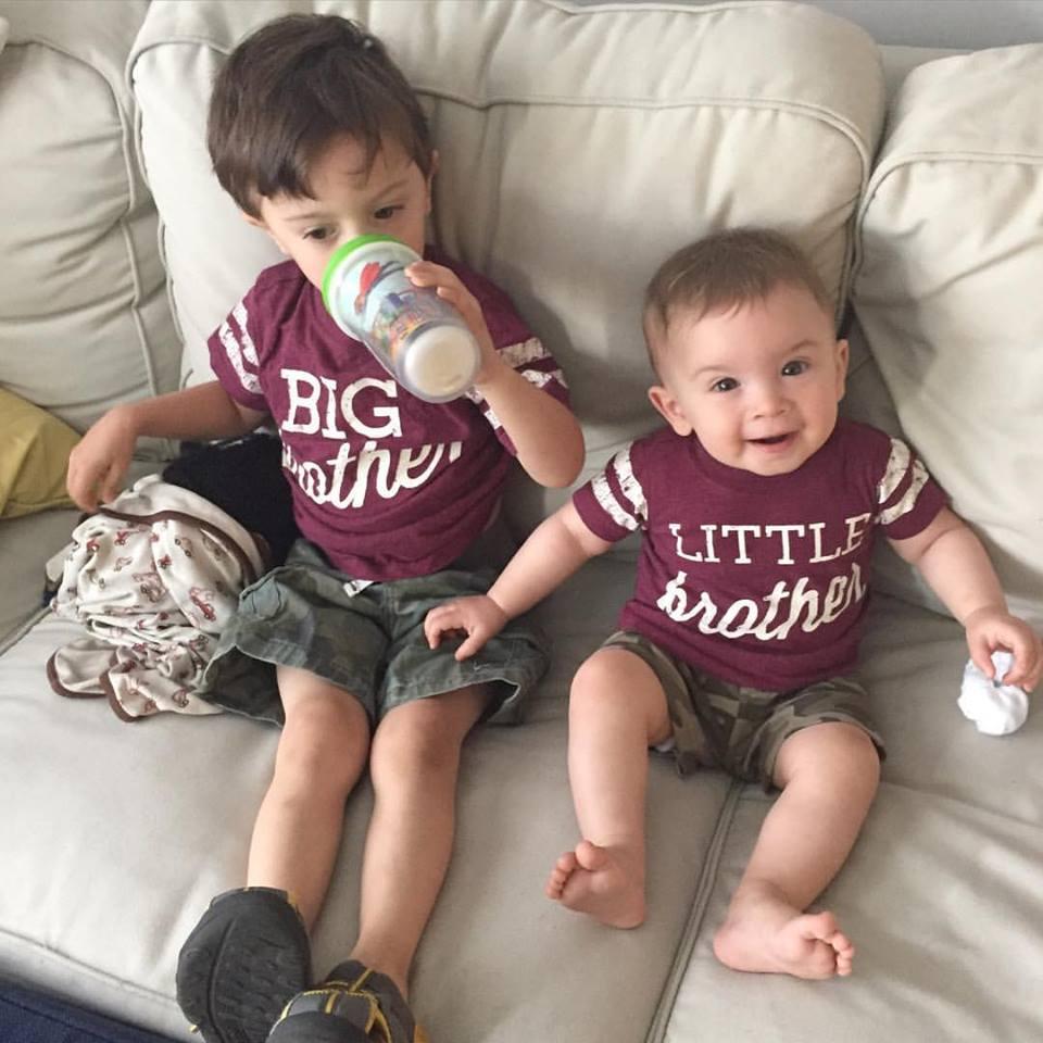 Big Bro & Little Bro