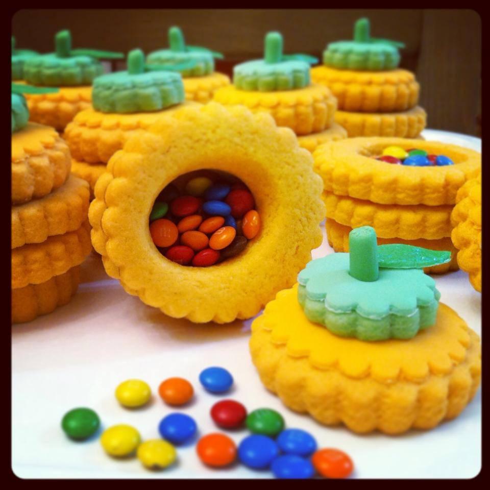 Pumpfetti Cookies