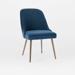 Mid-Century Upholstered Dining Chair
