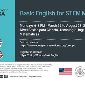 Basic English for STEM
