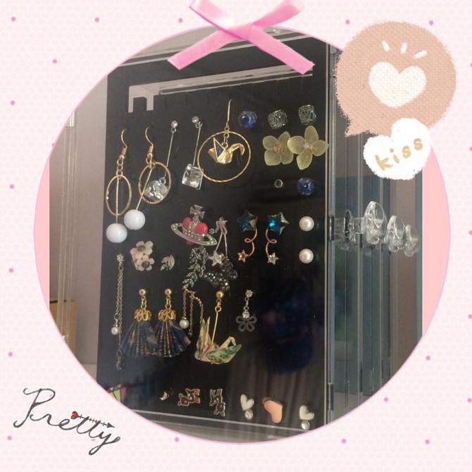 我的首飾盒:)