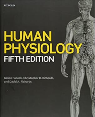Pococks Physiology Textbook
