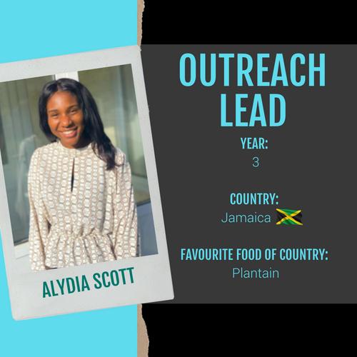Outreach Lead - Alydia