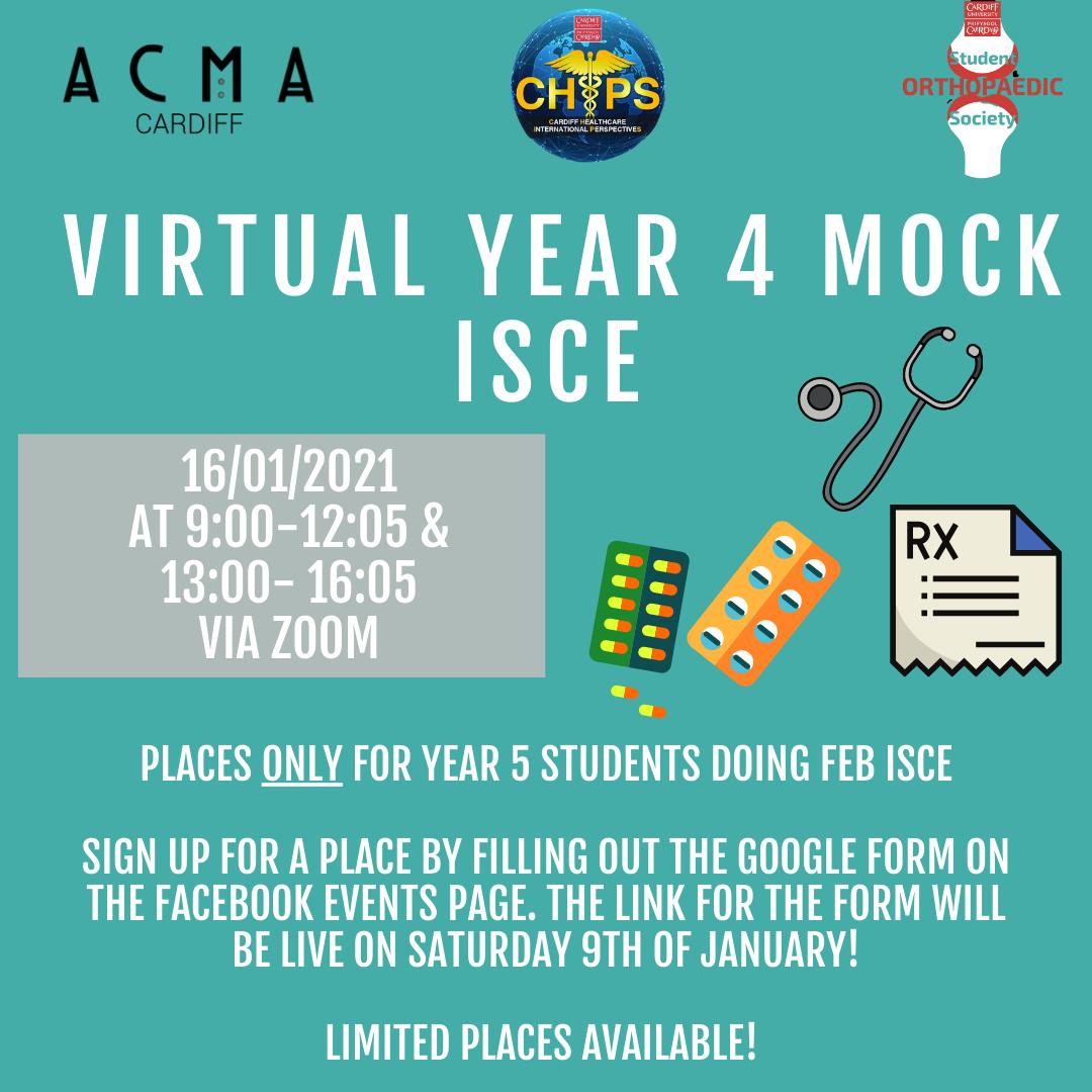 Year 4 Mock ISCE