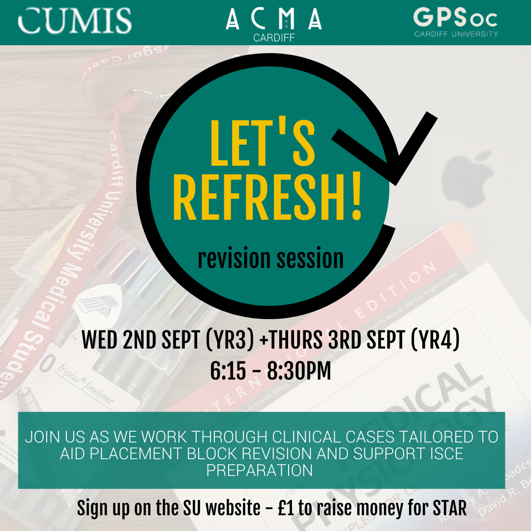 Let's refresh revision series