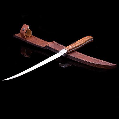 440 Stainless Filet Knife JWK-0034