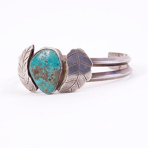 Consignment Navajo Turquoise Bracelet CC 36