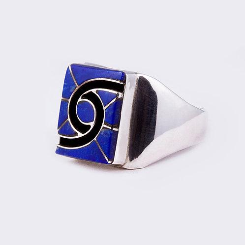 Sterling Zuni Ring RG-0364