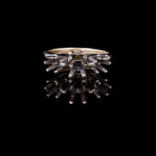 14KT Yellow Gold Ring GD-0416
