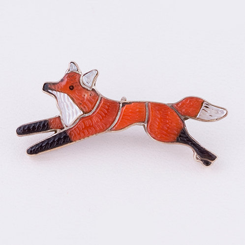 Fox pin/pendant MI-0183