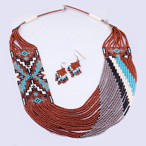 Rena Charles Wide Necklace NK0026