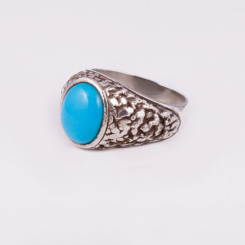 Sterling Sleeping Beauty Ring RG-0165