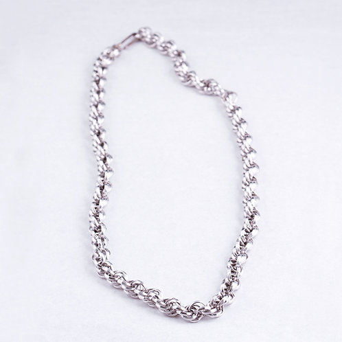 Silver Necklace NK0044