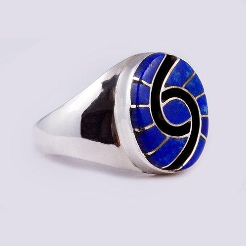 Sterling Zuni Ring RG-0363