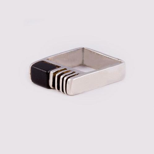 Sterling Silver Navajo Ring RG-0310
