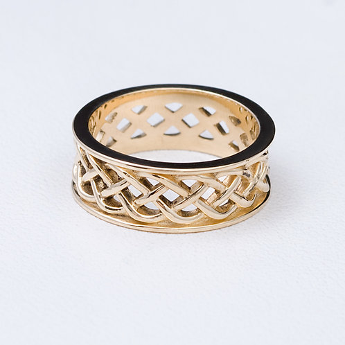 14KT Yellow Gold Ring GD-0388