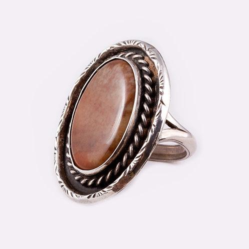 Sterling Silver Navajo Ring RG-0287