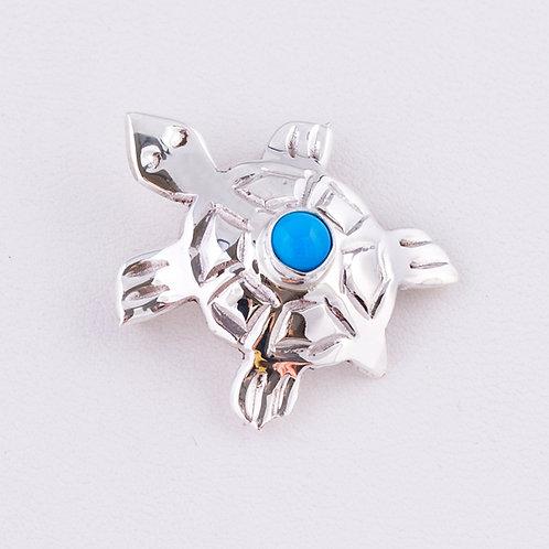 Turtle pin MI-0161