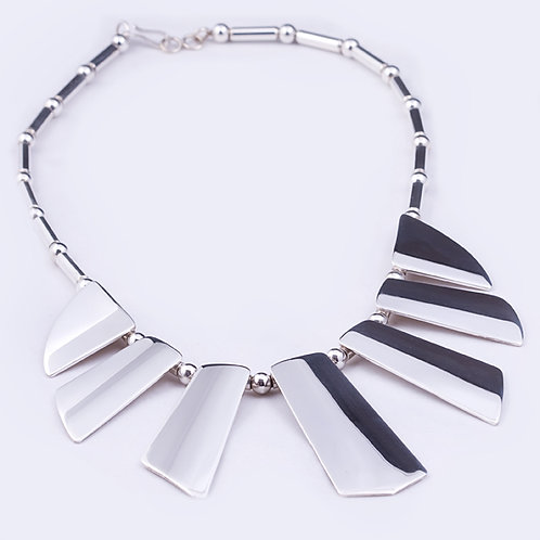 CD Sterling Egyptian Necklace NK-0069