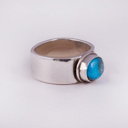 Sterling Silver Carlos Diaz Coral ring RG-0132