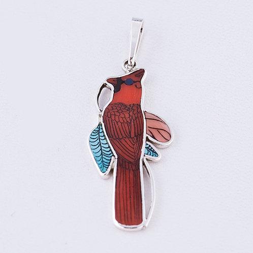 Cardinal Pendant MI-0180