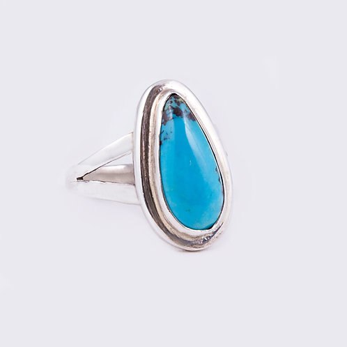 Sterling Navajo Ring RG-0353