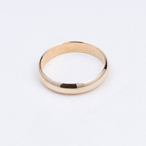 14KT Yellow Gold Band GD-0366