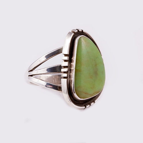 Sterling Silver Navajo Ring RG-0295