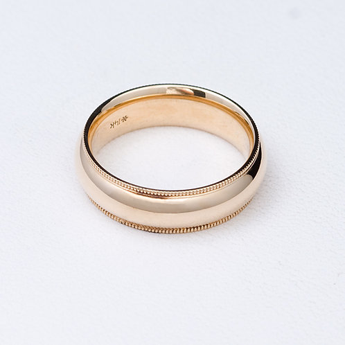 14KT Yellow Gold Ring GD-0398