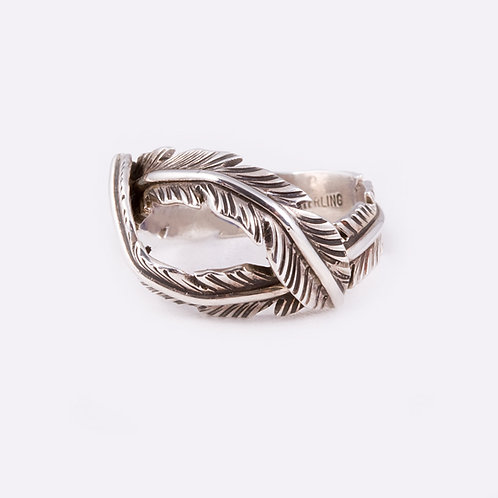 Sterling Navajo Ring RG-0263