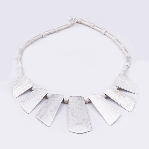 Sterling Silver CD Egyptian style Necklace