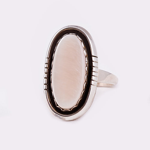Sterling Zuni Ring RG-0268