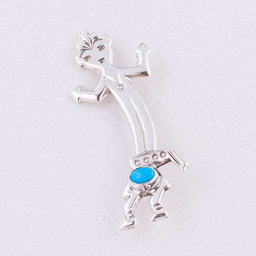 Kokopeli pin MI-0160