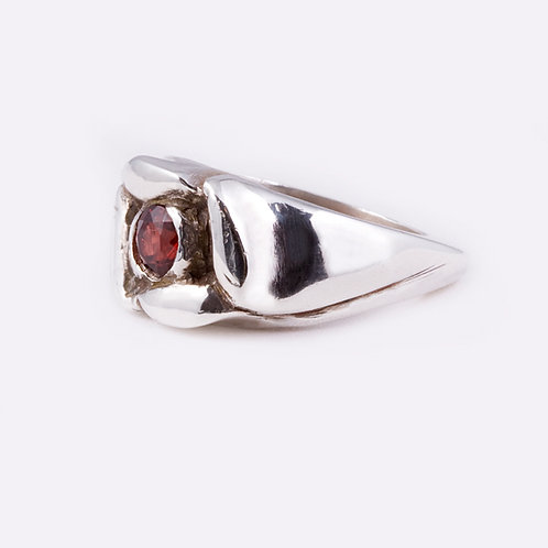 Sterling Rose Ring RG-0341