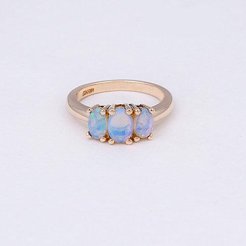 14k Opal ring GD-0131