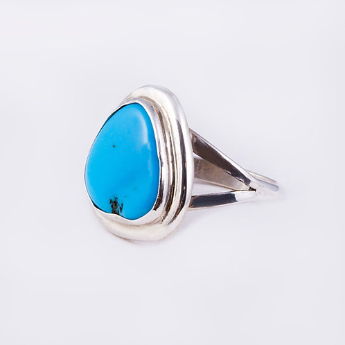 Sterling Navajo Ring RG-0356