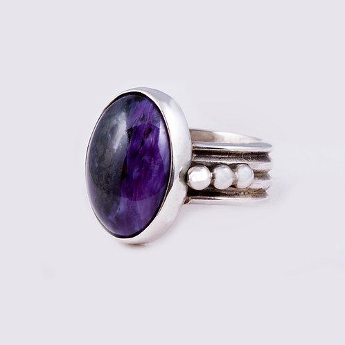 Sterling Navajo Ring RG-0367