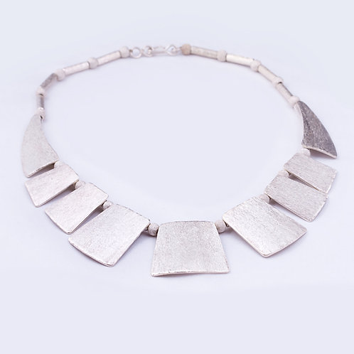 Sterling CD Egyptian Frost Necklace