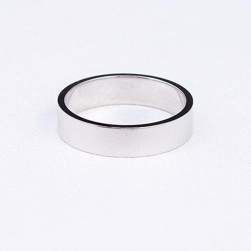 14KT White Gold Ring RG-0225