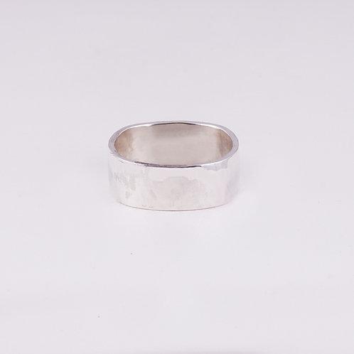Sterling Carlos Diaz Textured Ring RG-0157