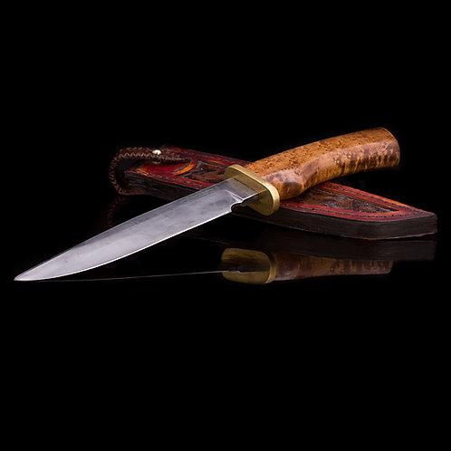 Handmade Damascus Knife JWK-0024