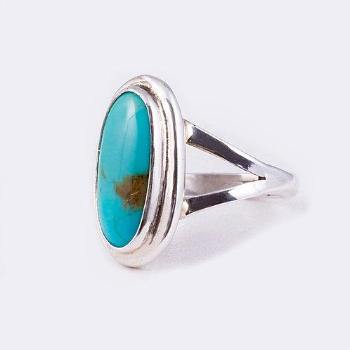 Sterling Navajo Ring RG-0358