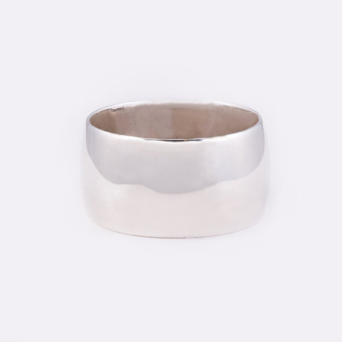 Sterling Low Dome Ring RG-0326