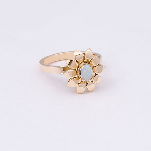 14k Opal Ring GD-0121