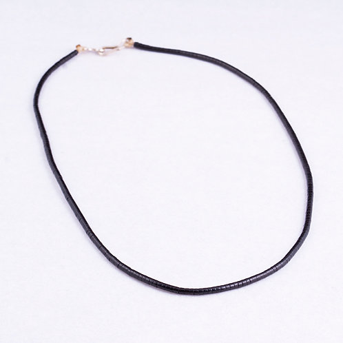 Jet Necklace NK0049
