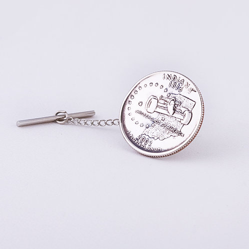 Tie Tack made from Quarter MI-0002