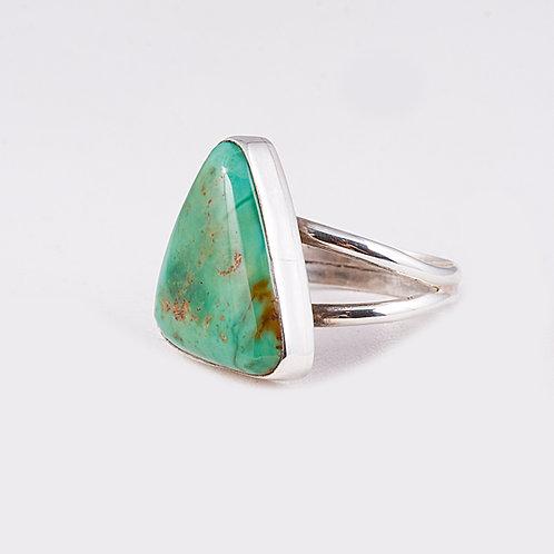 Carlos Diaz Sterling Silver Turquoise Ring RG-0250